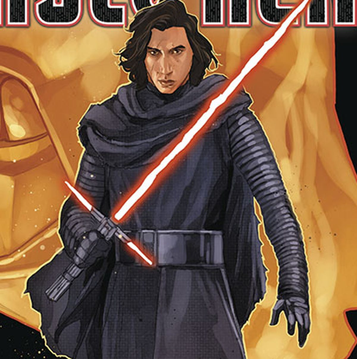 Kylo Ren completes a failed Darth Vader mission in new 'Star Wars' comic