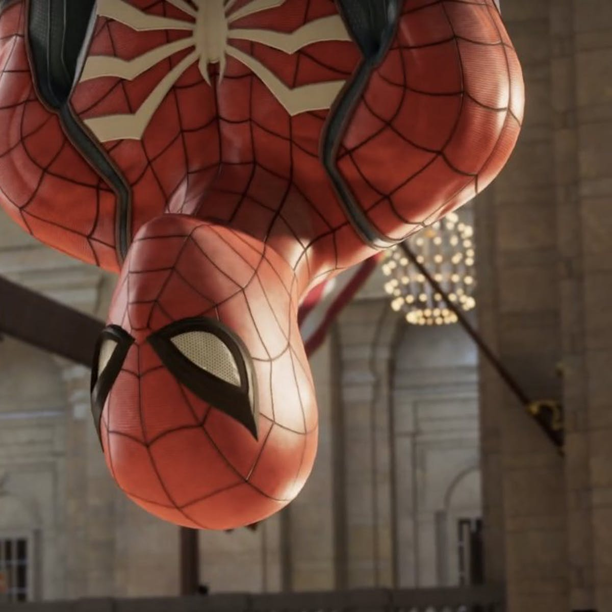 Spider-Man' PS4 Easter Egg References the Dumbest Scene in