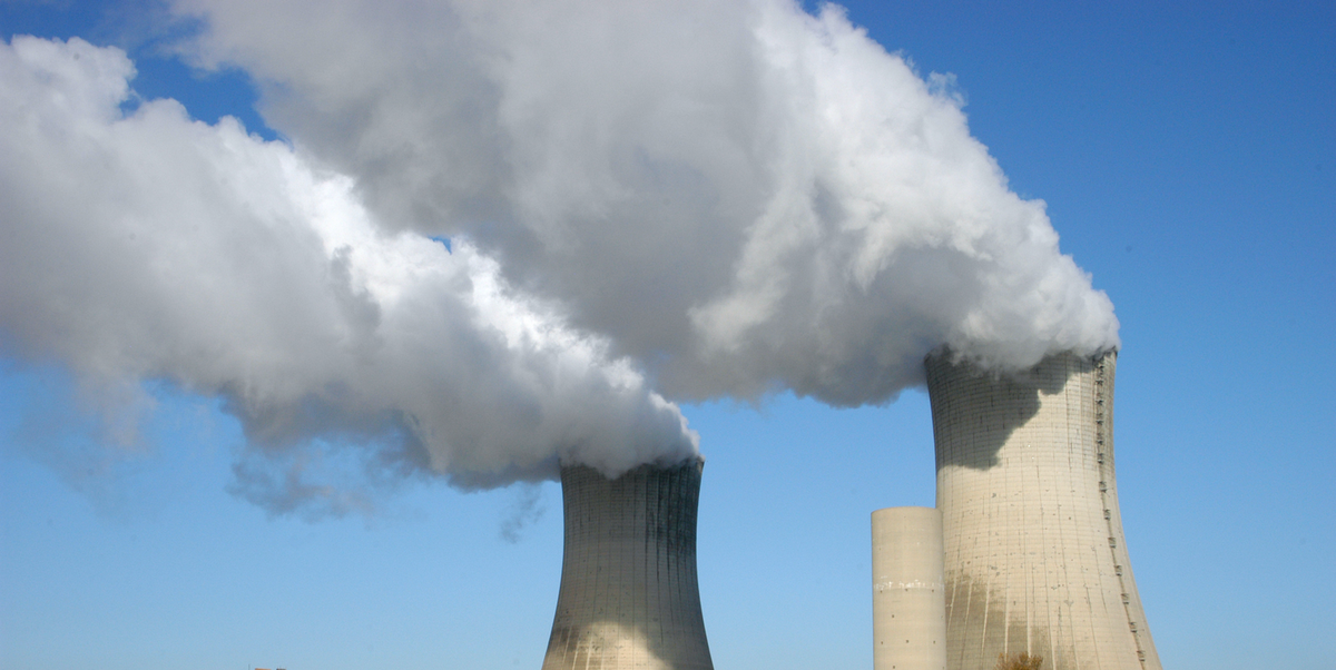 How Evaporating Water Could Replace All Nuclear Power