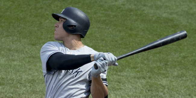 aaron judge home run spike