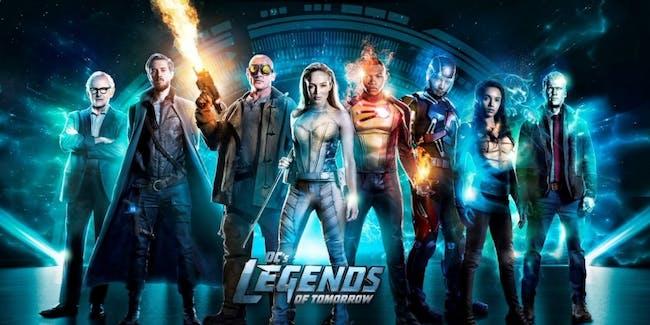 'Legends of Tomorrow'