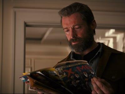 How the Fake X-Men Comics in 'Logan' Were Made