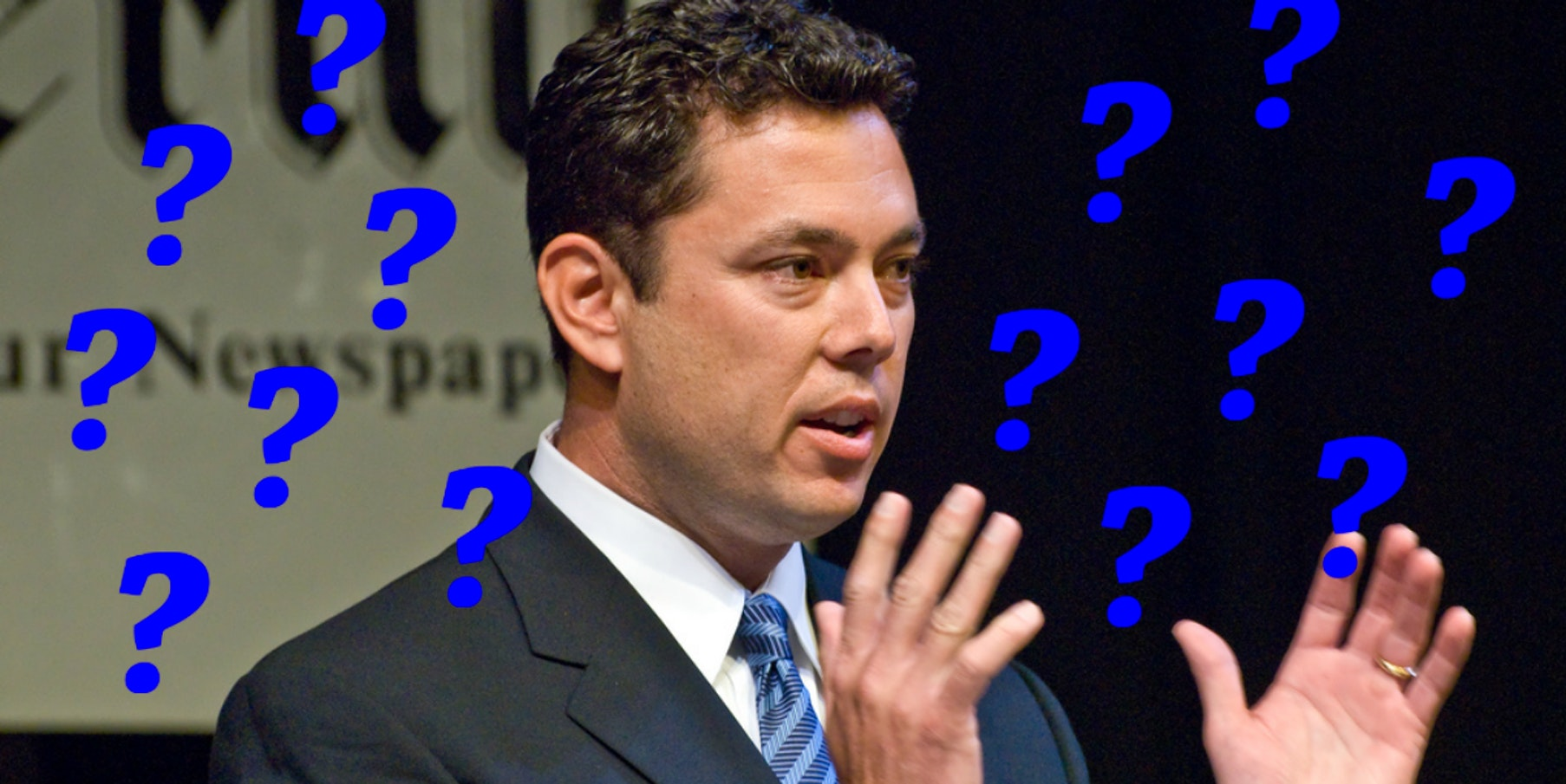 Jason Chaffetz refused to answer a science question.