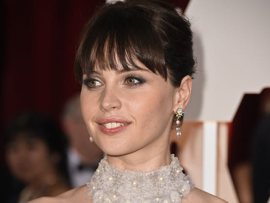 Felicity Jones Given a 'Rogue One' Toy After Rey Controversy
