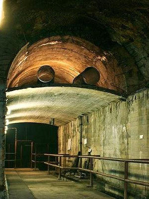 Could this tunnel or ones like it lead to a Nazi gold train?