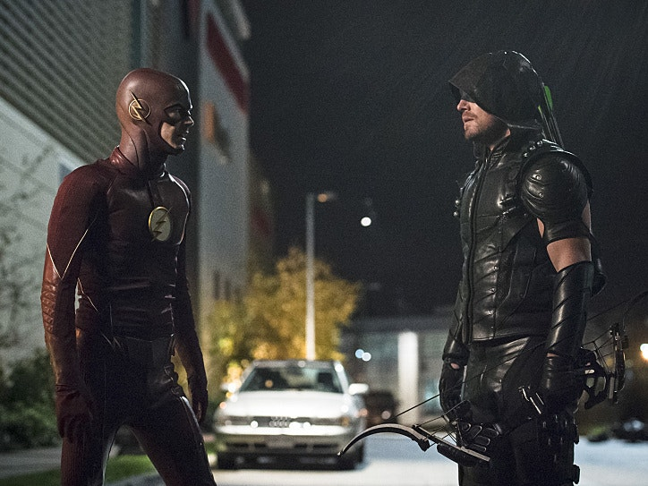 'Arrow' Just Made a Case for DC's TV Universe Needing Its Own 'Civil War'