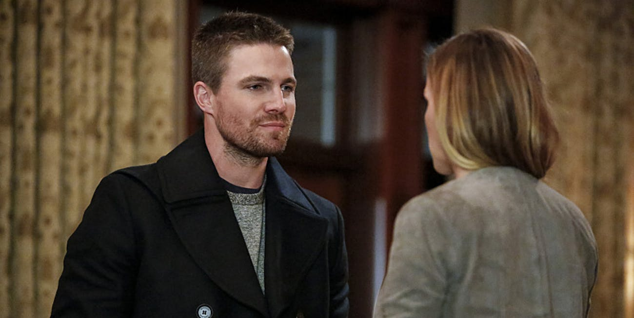 Arrow Crossover CW