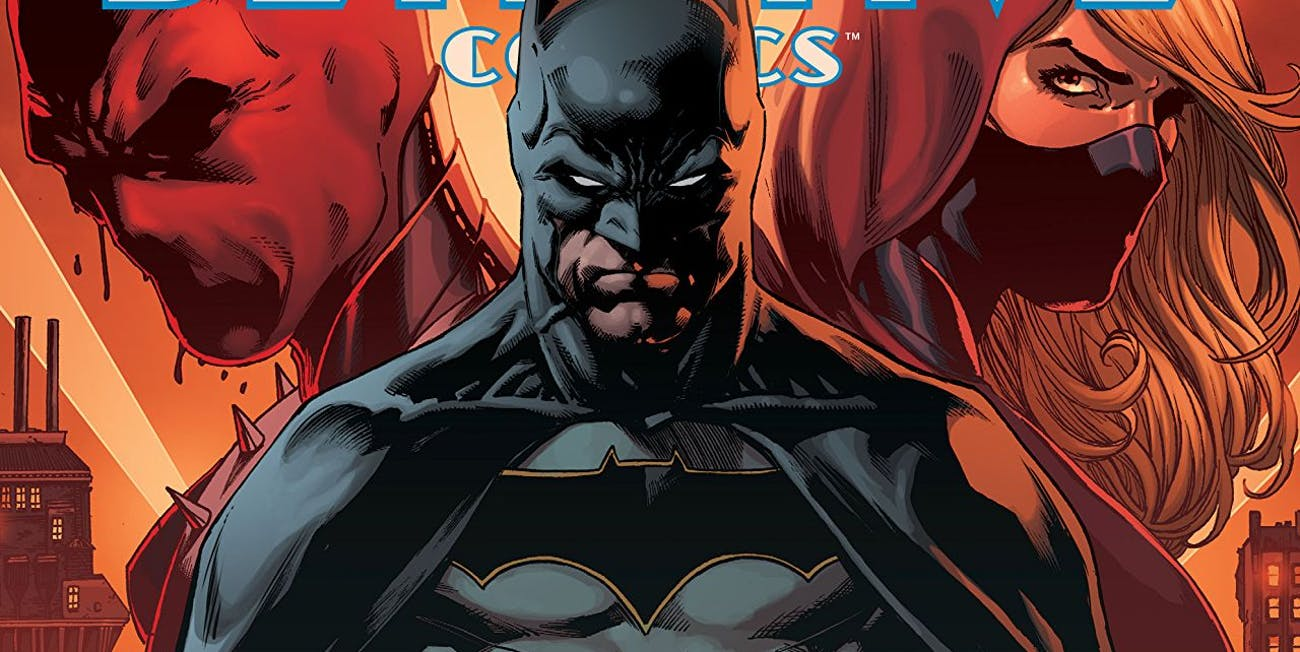 Batman Detective Comics James Tynion