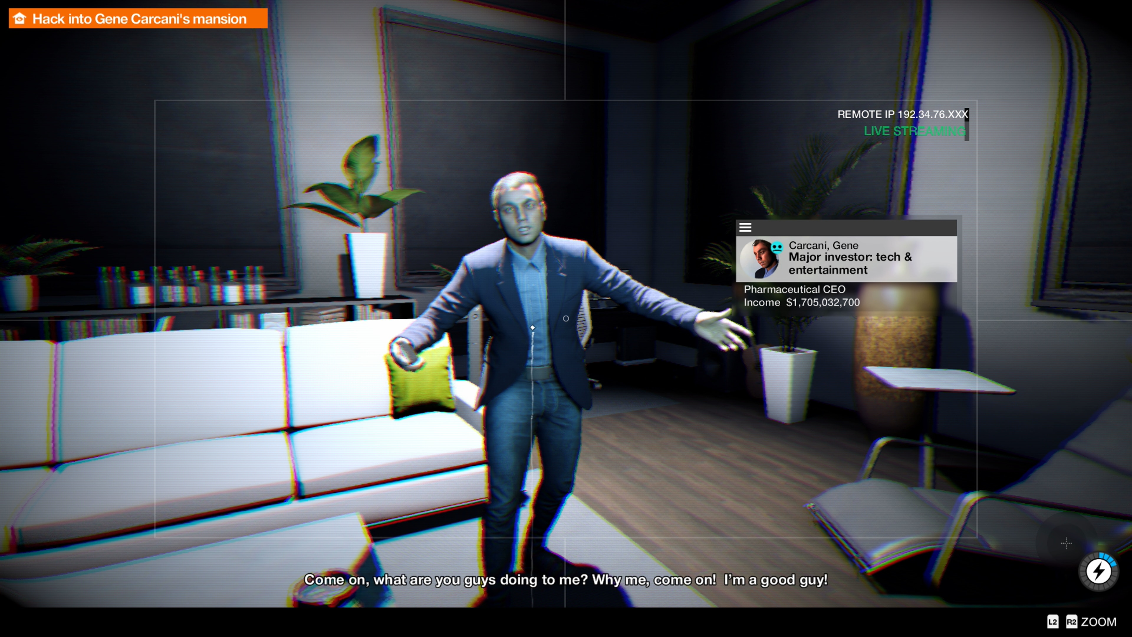Can You Play Watch Dogs  With  Players