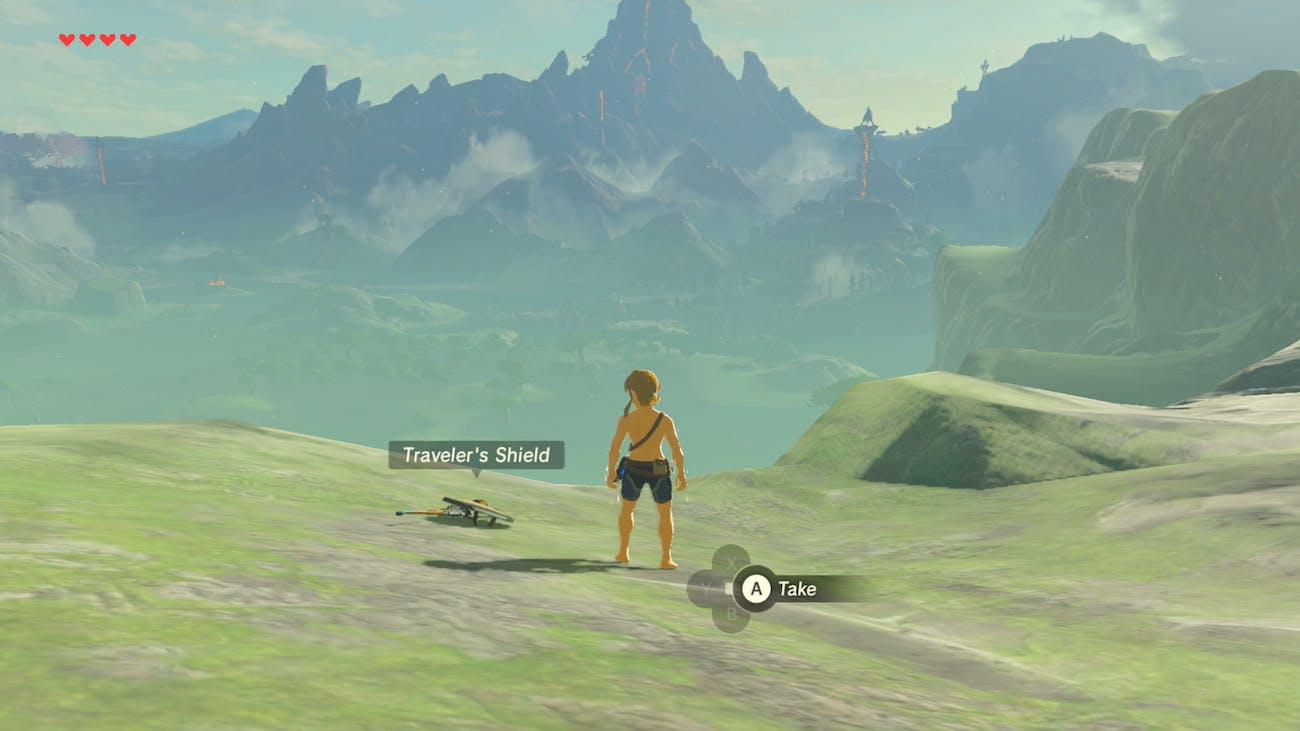 The 5 Best Challenge Runs in 'Zelda: Breath of the Wild