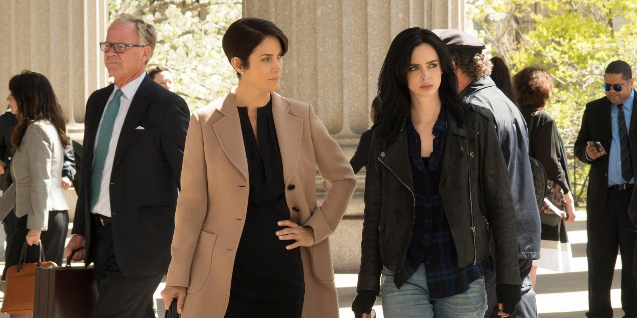 Episode Titles and Synopses Leak for Marvel's 'Jessica Jones'