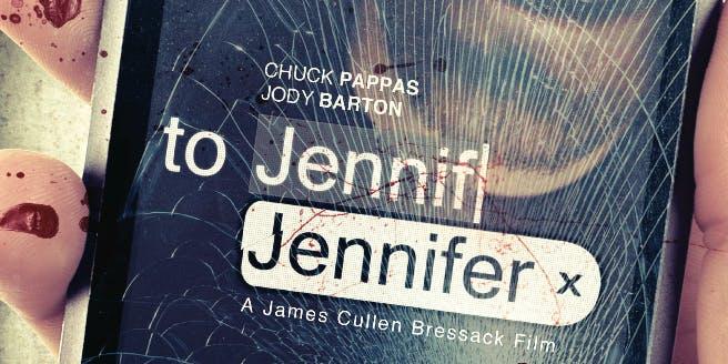 To Jennifer Poster
