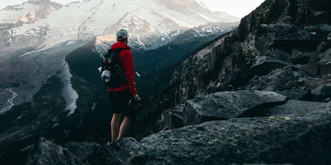 A great hiking shoe can take you anywhere