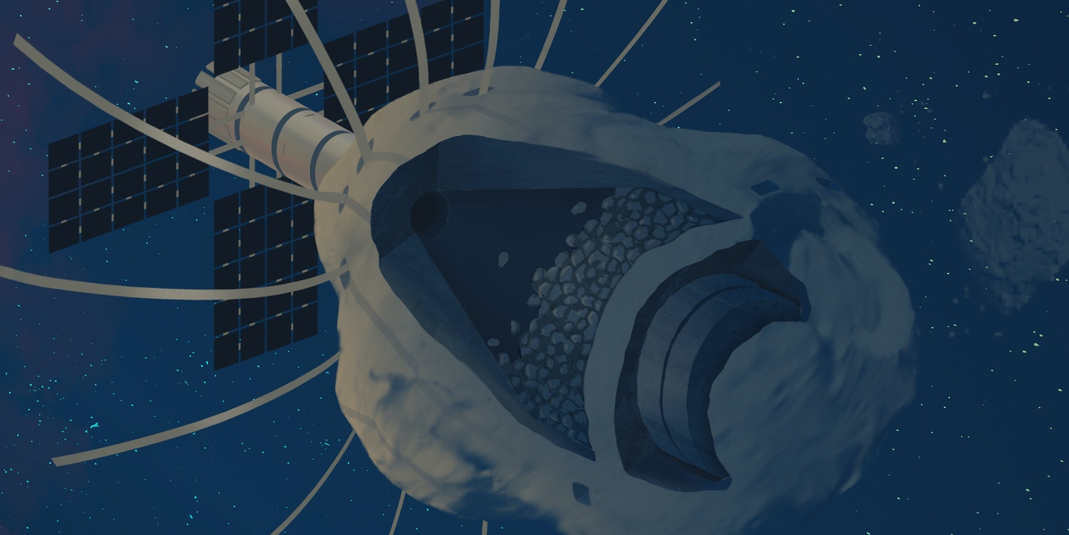How to Turn an Asteroid Into a Spacecraft