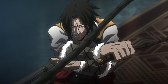 Netflix Castlevania Koji Igarashi