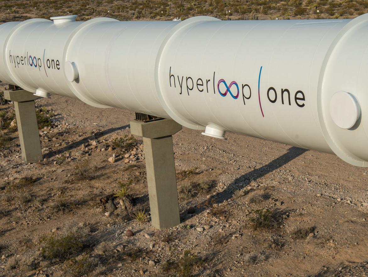 Hyperloop One CEO Rob Lloyd