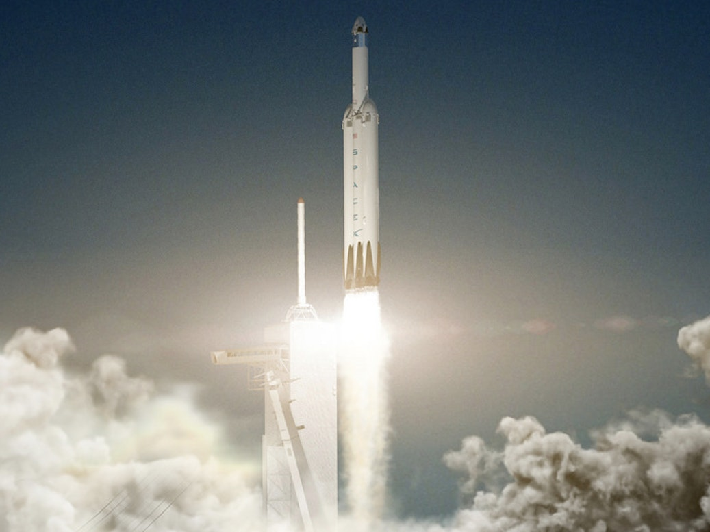 Everything We Know About the Falcon Heavy