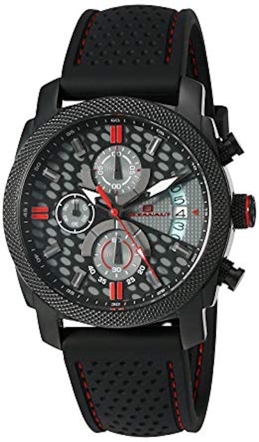 waterproof stainless steal watch