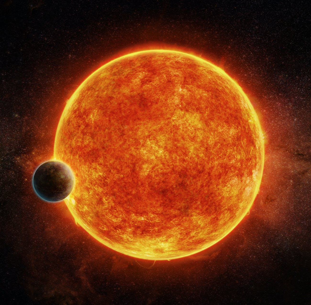 super earth lhs 1140b