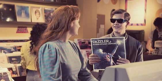Sophie Turner, Tye Sheridan, and Dazzler