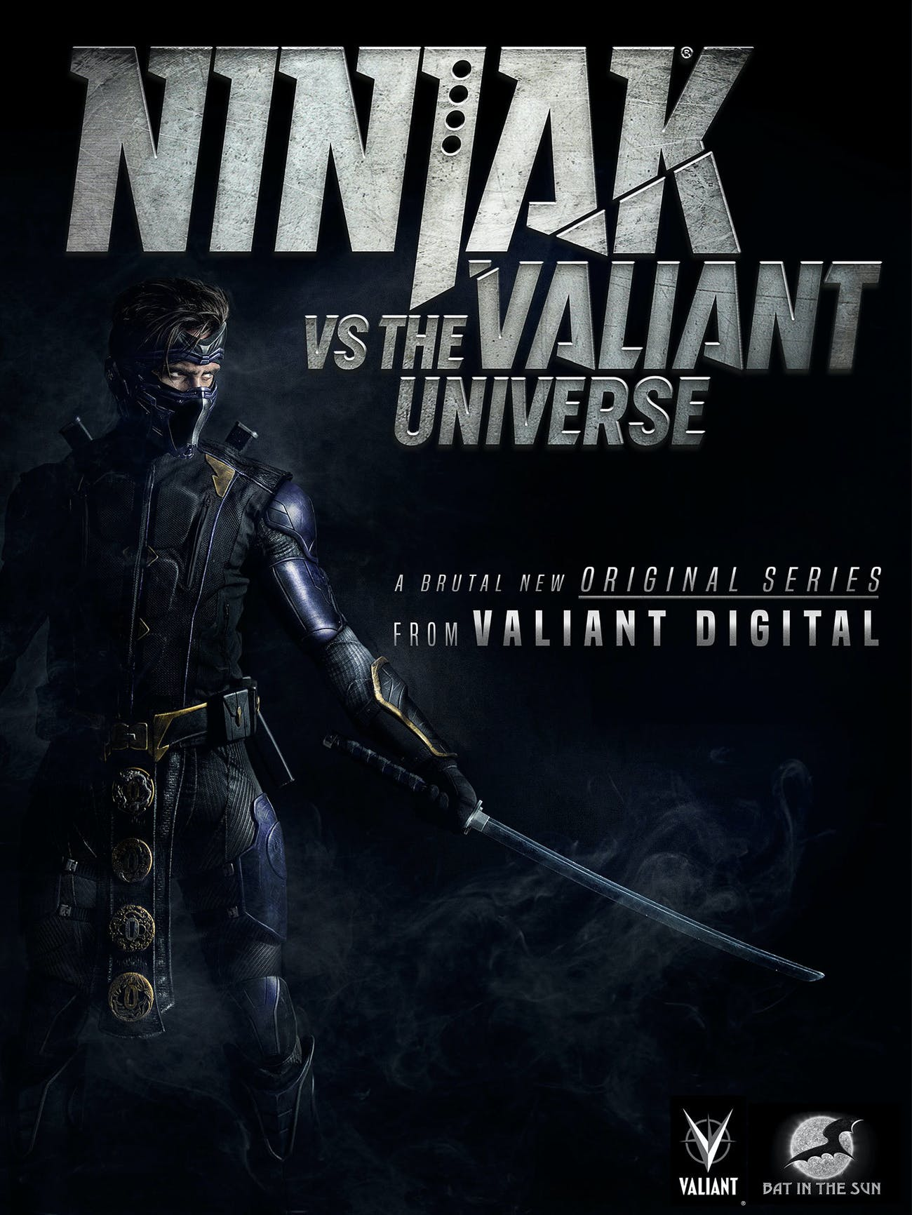 Michael Rowe Ninjak Valiant Universe