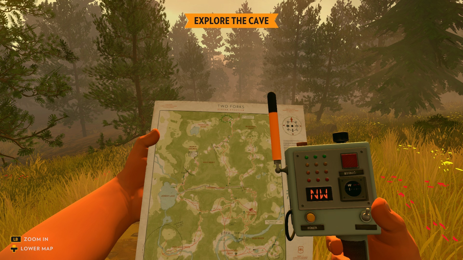 Image result for firewatch game