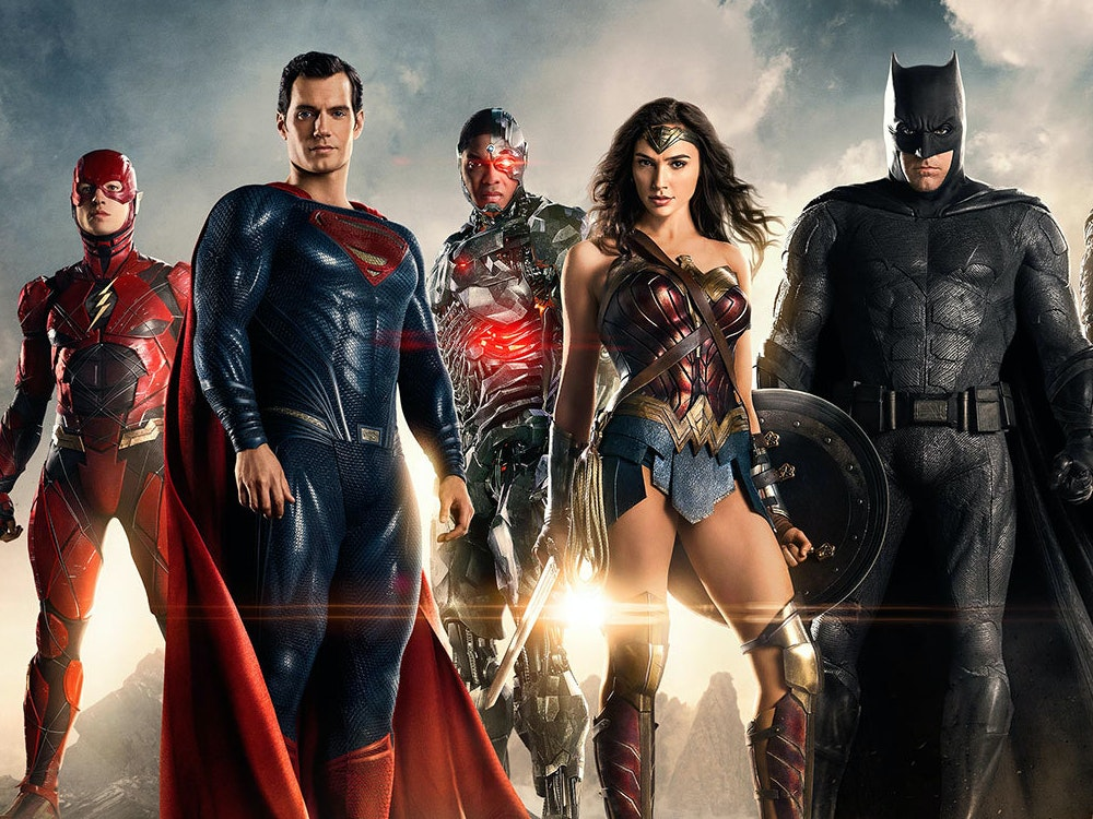 2017 Will Reignite Your Superhero Obsession With 8 New Films