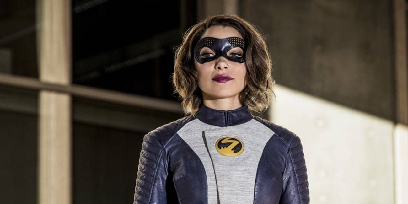 "Nora West-Allen in 'The Flash' Season 5, Episode 1, ""Nora"""