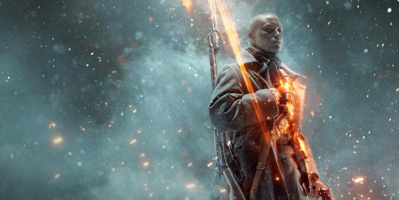 Battlefield 1 Expansion DLC In the Name of the Tsar