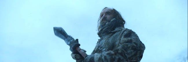 Rory McCann as Sandor Clegane in 'Game of Thrones' Season 7 - Cleganebowl could happen