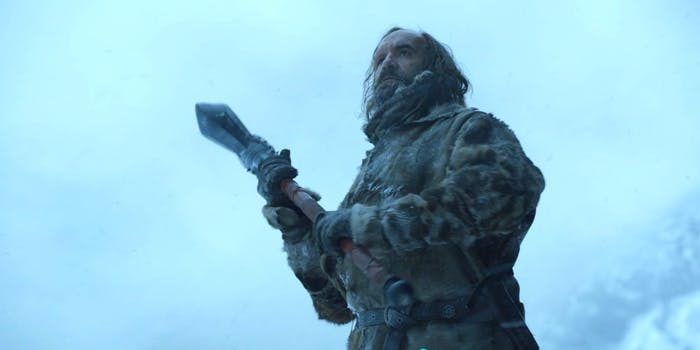 Rory McCann as Sandor Clegane in 'Game of Thrones' Season 7 - Cleganebowl could happen