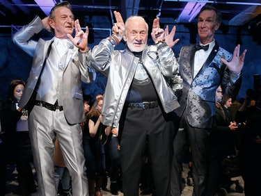Buzz Aldrin Is Officially Astronomy's 'Zoolander'