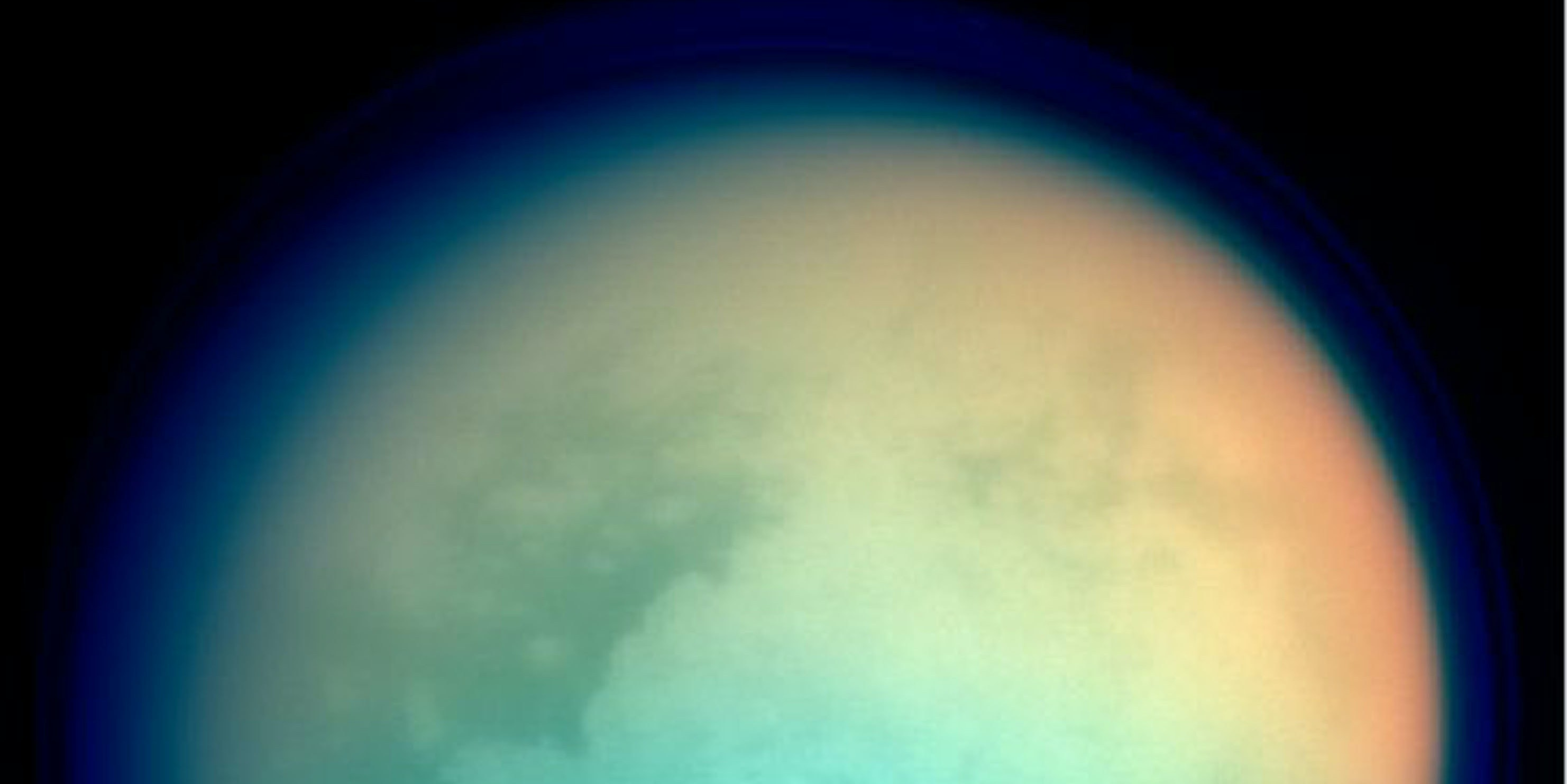 If you had to pick just one place to look for extant life, Titan would be a respectable way to go.