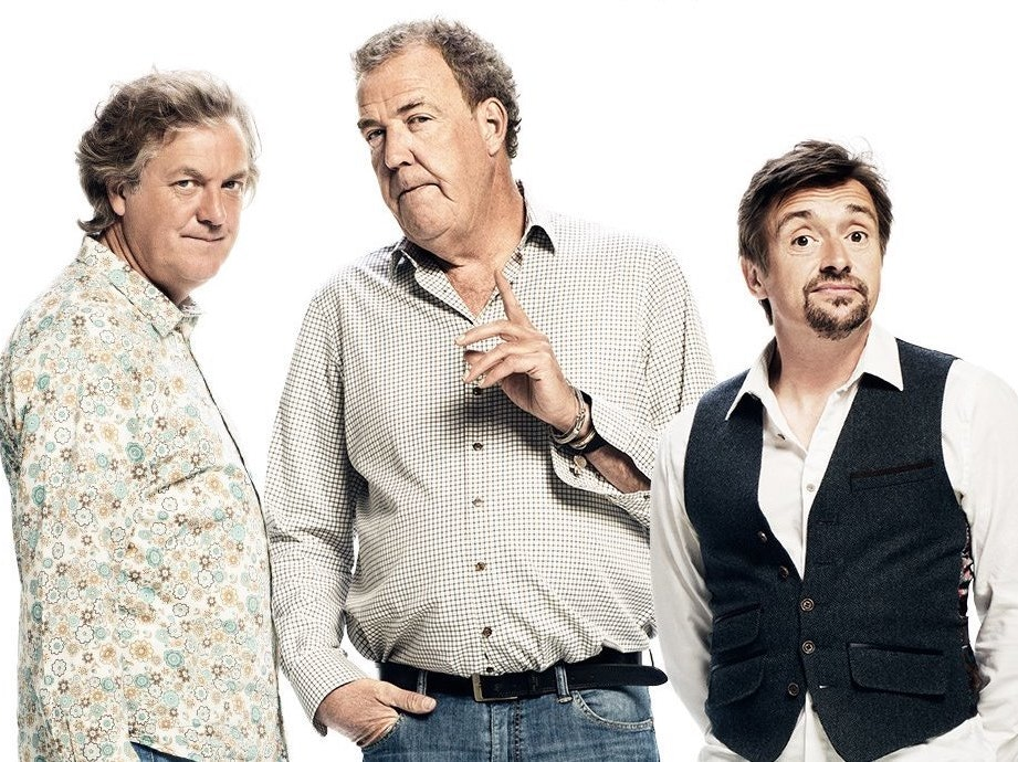Amazon Just Debuted 'The Grand Tour,' and 'Top Gear' Fans Will Love It