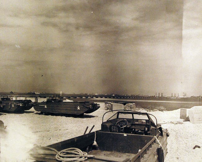 DUKW boats