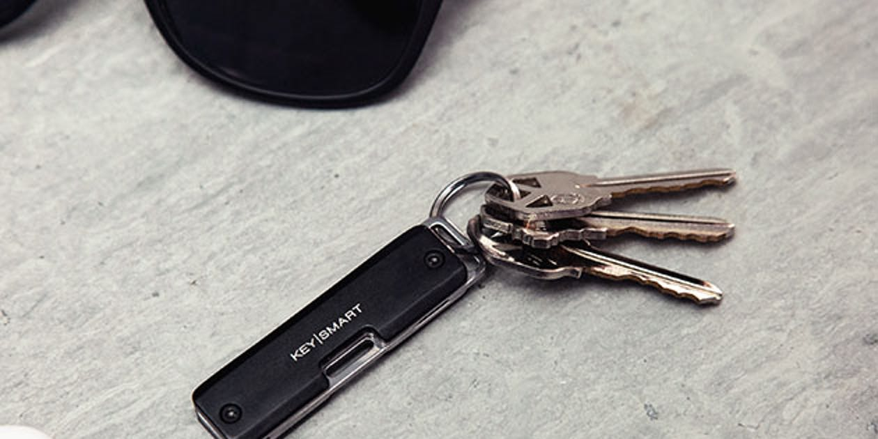 Dapper 100 Slim Keychain Knife: 2-Pack