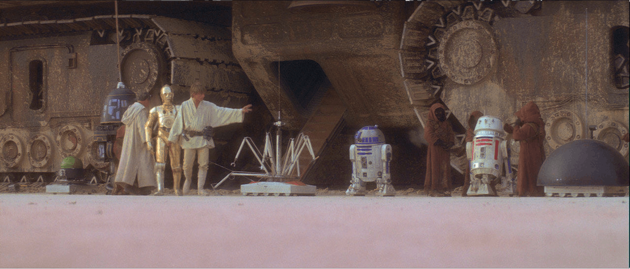 You can get a lot more than a couple droids on Star Wars Day.