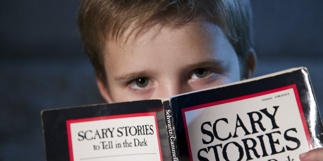 "An Upcoming Documentary Explores What ""Scary Stories to Tell in the Dark"" Can Teach Us About Children's Education :    Cody Meirick, producer, director and narrator"