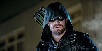 Arrow CW Season 6