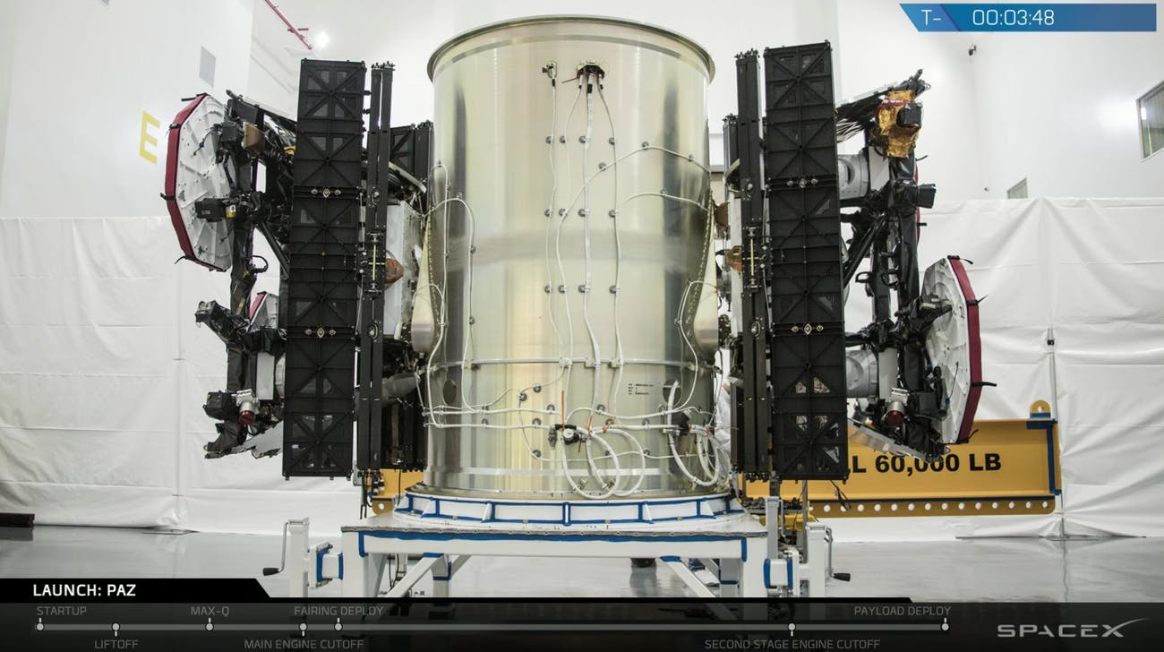 Starlink: SpaceX Internet Satellite Constellation Just Got the Green Light One-of-two-satellite-internet-demonstration-satellites-launched-by-spacex-on-february-22-2018-they