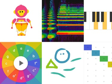 """The Guy Behind Google's Chrome Music Lab: It's """"Tinkering With Music in a New Way"""""""