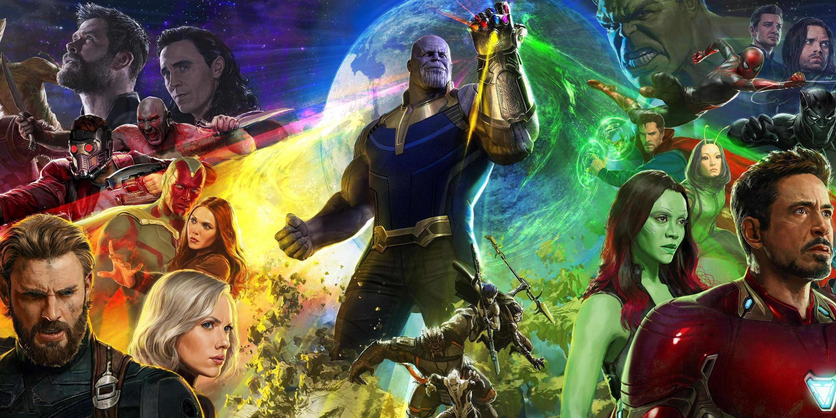 marvel fans can't find ant-man in the 'infinity war' poster | inverse