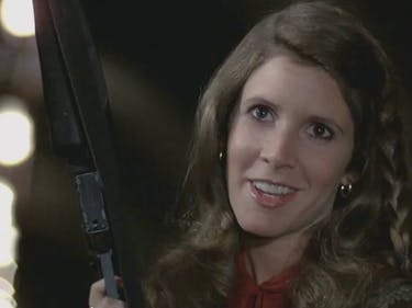Carrie Fisher's Most Iconic Non-'Star Wars' Scenes
