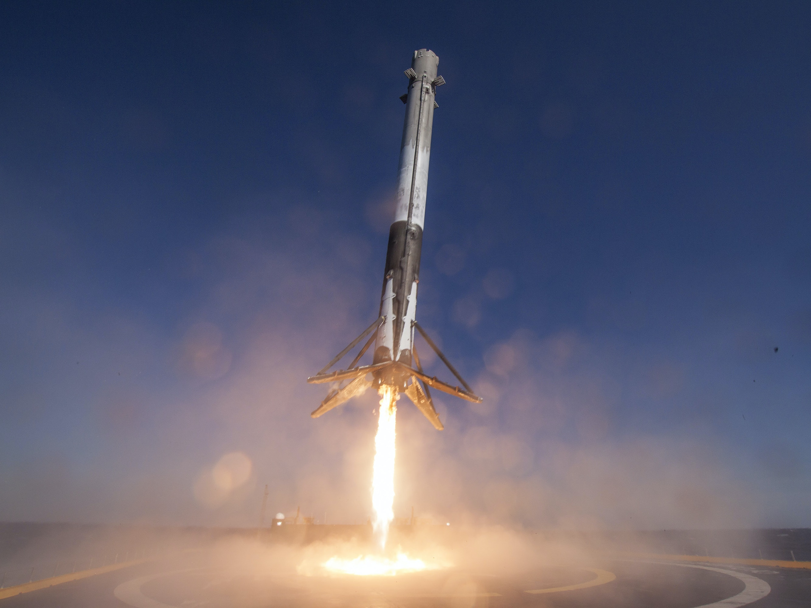 SpaceX Isn't Even Trying to Land Its Next Falcon 9 Rocket