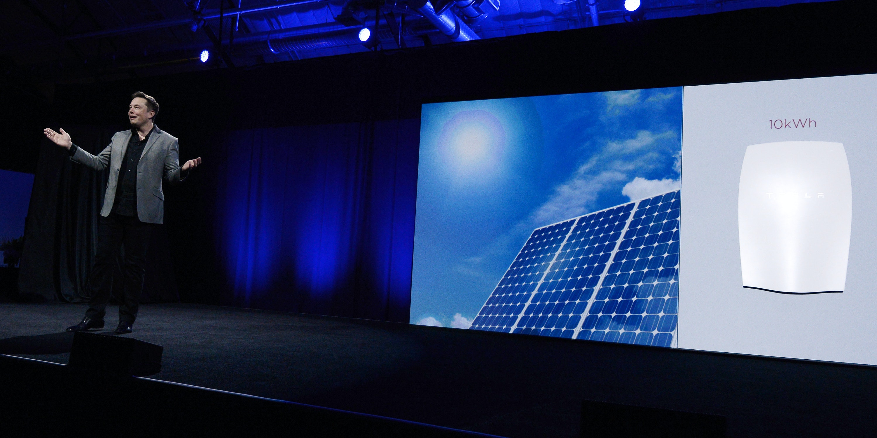 Tesla Just Started Six More Battery Projects in Puerto Rico
