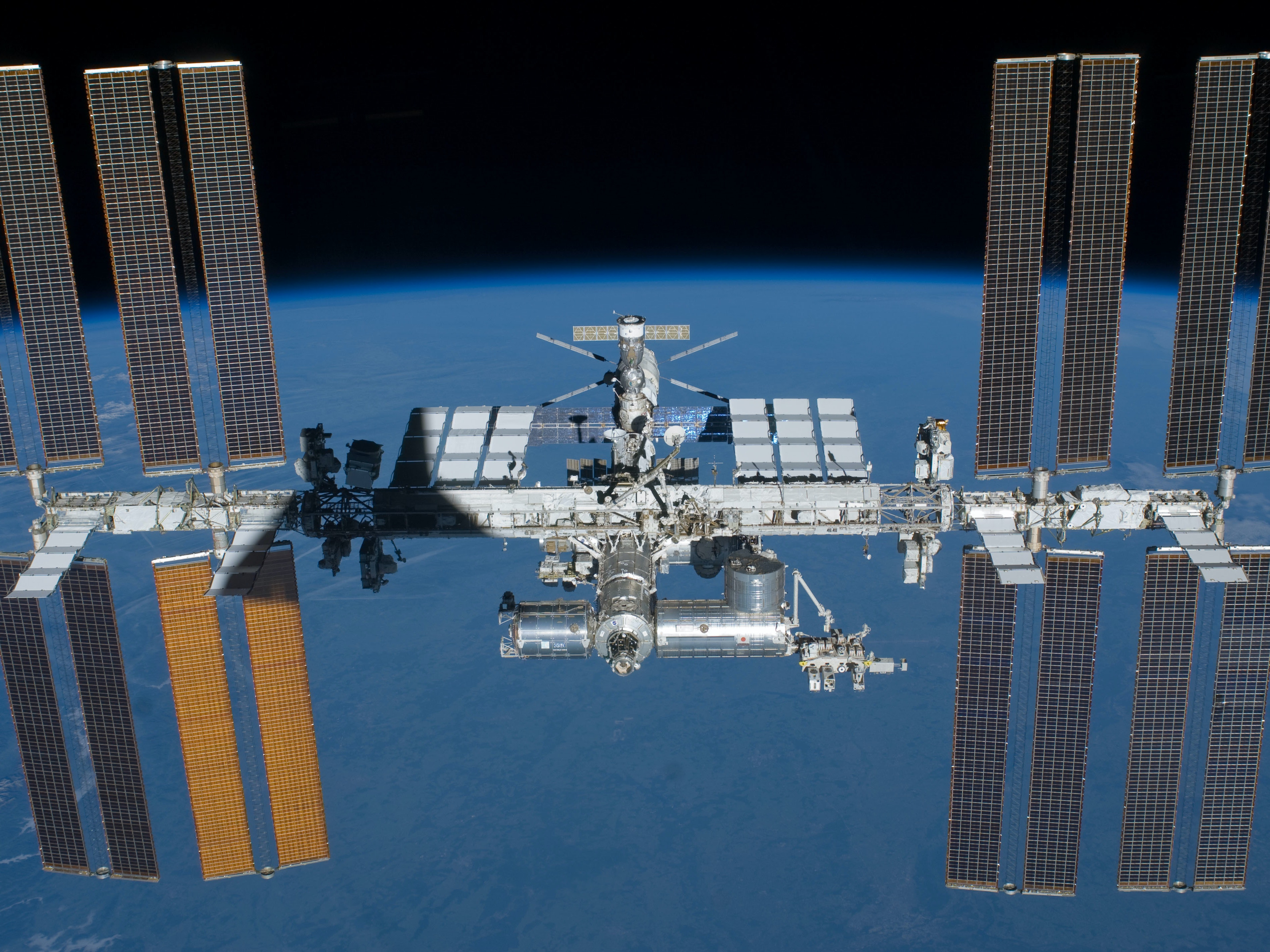 Is Space Cooperation Keeping the U.S. And Russia Together?