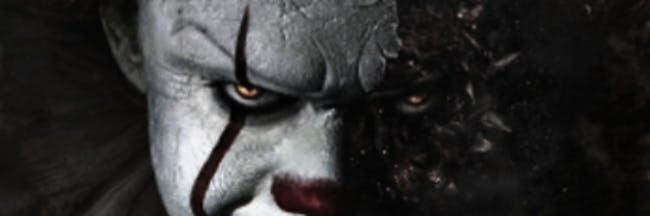 """""""It"""" is so scary because Pennywise is an amorphous terror."""