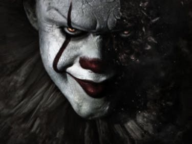 """It"" is so scary because Pennywise is an amorphous terror."