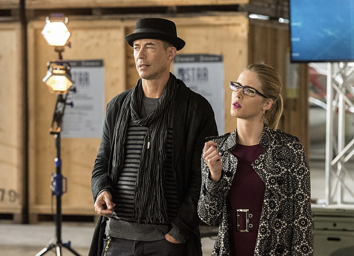 The Flash HR Felicity