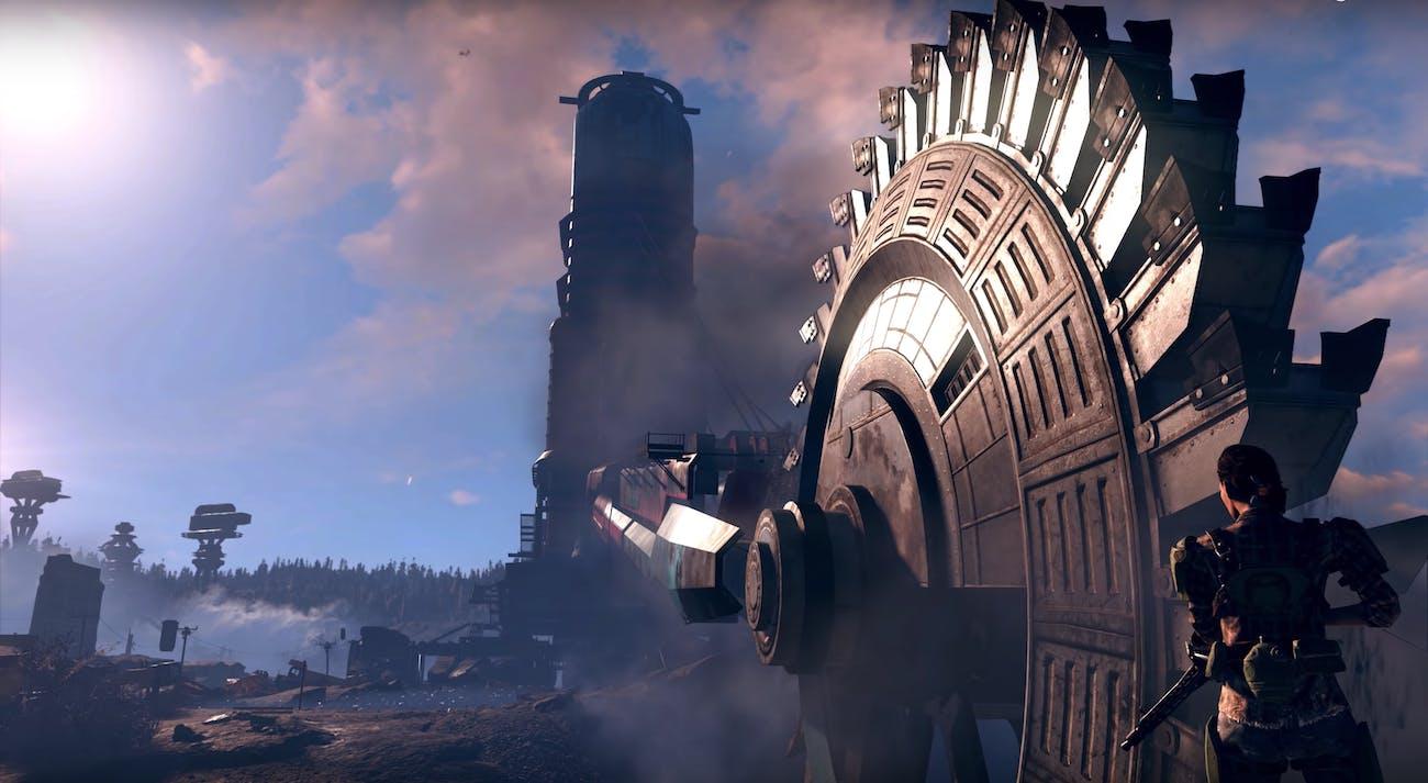 Fallout 76 mine